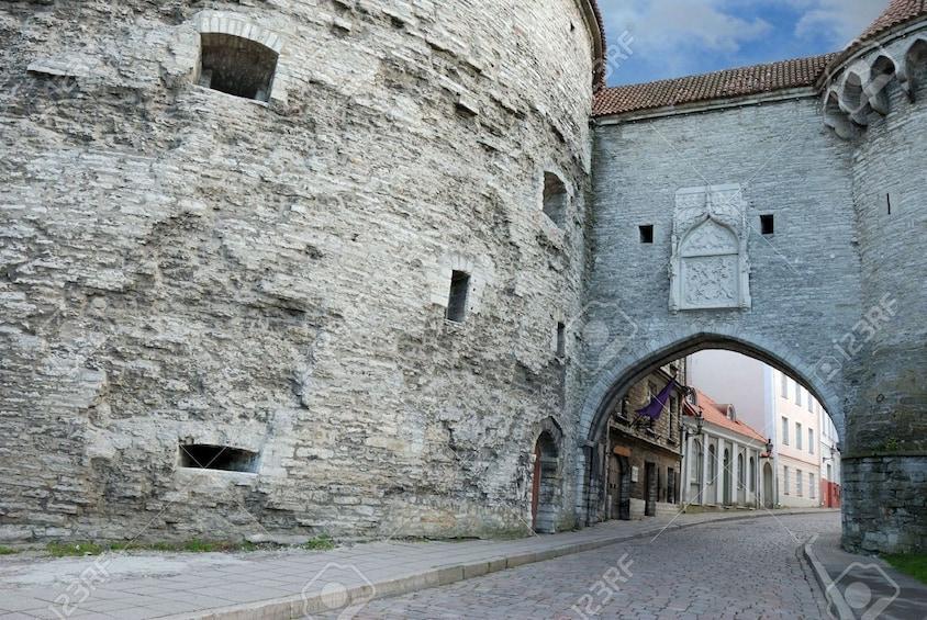 Show item 5 of 8. Wondrous Tallinn Self-Guided Audio Tour