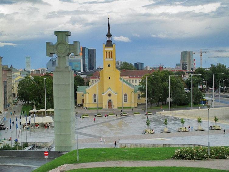 Show item 3 of 8. Wondrous Tallinn Self-Guided Audio Tour