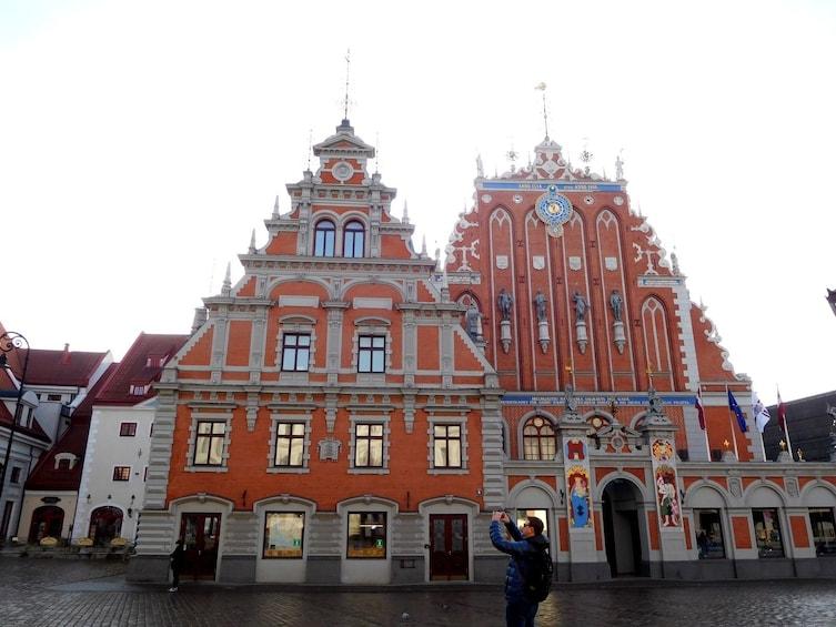 Show item 4 of 8. Wondrous Tallinn Self-Guided Audio Tour