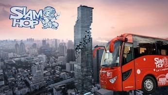 Bangkok Siam Hop-on Hop-off Bus Tour **Black Friday**
