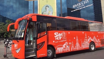 Bangkok Siam Hop-on Hop-off Bus Tour