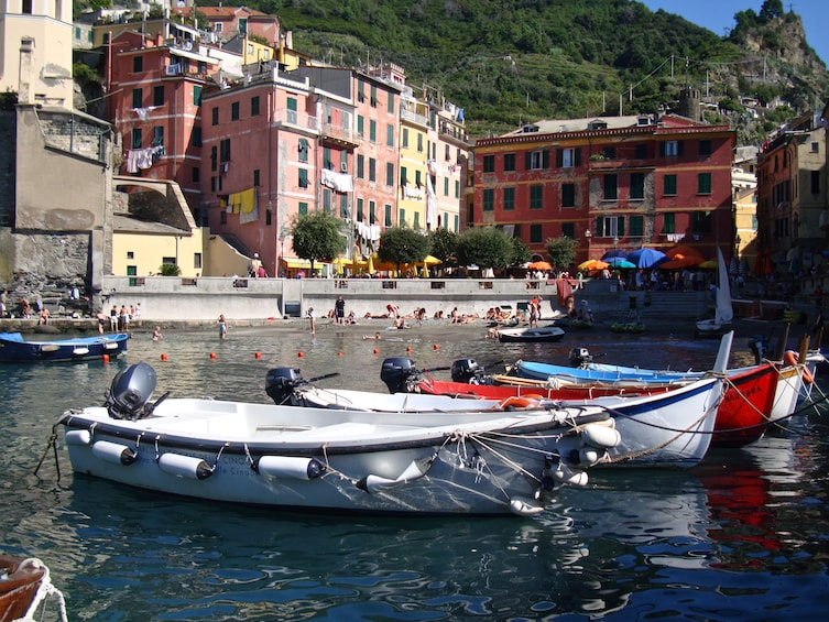 Show item 4 of 3. Cinque Terre Day Trip with optional Hiking from Florence