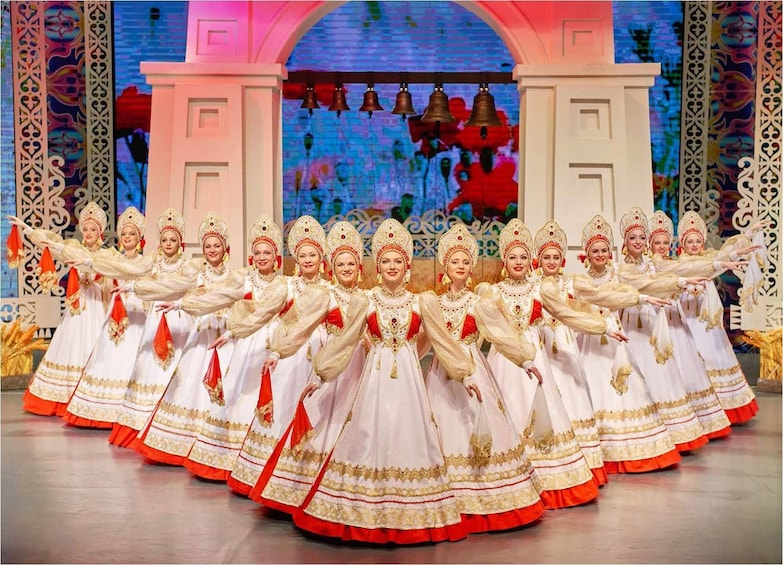 Show item 4 of 9. The Russian National Dance and Music World in Moscow