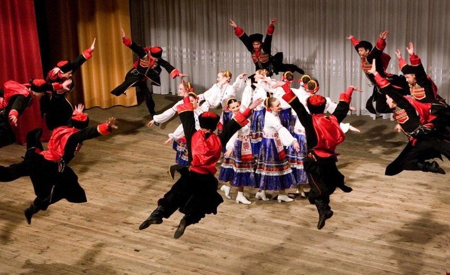 Show item 3 of 9. The Russian National Dance and Music World in Moscow