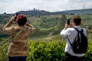 The Best of Tuscany in One Day Sightseeing Tour