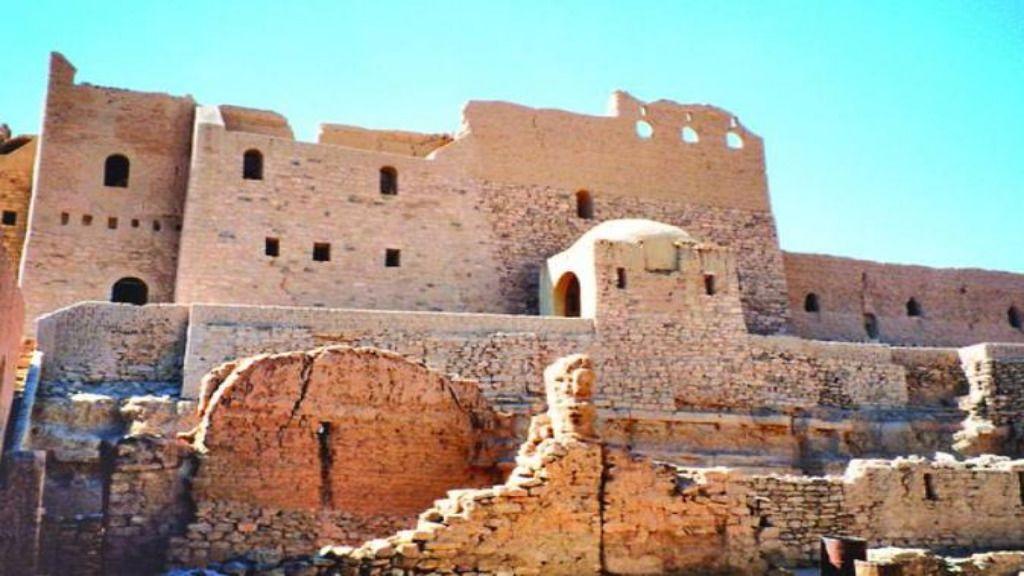Private Tour to St. Simeon Monastery