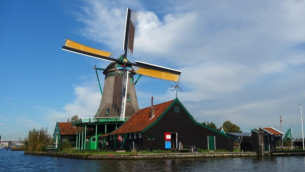 Show item 7 of 7. Private Sightseeing Tour to Keukenhof and the Windmills