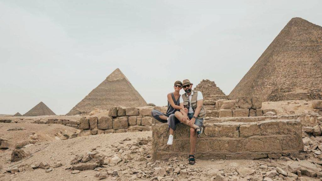Private Day Tour to Cairo from Alexandria