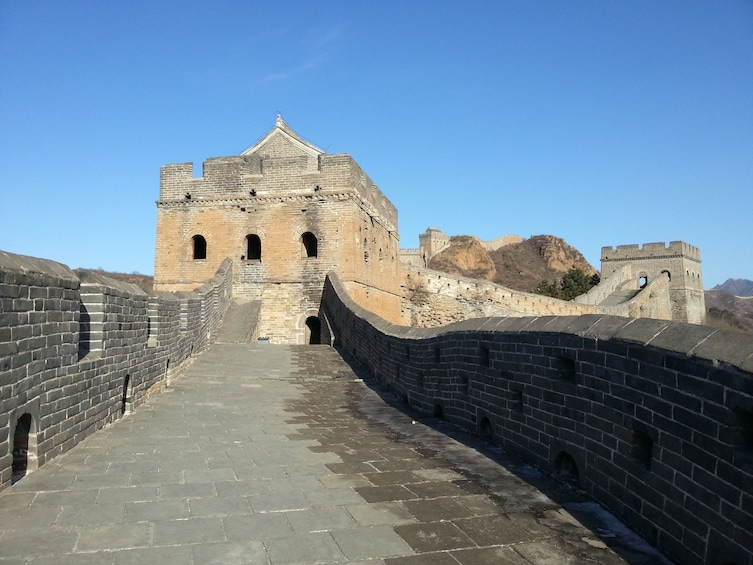 Show item 4 of 4. Jinshanling Great Wall Hiking Tour