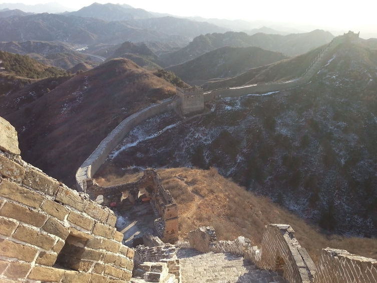 Show item 2 of 4. Jinshanling Great Wall Hiking Tour