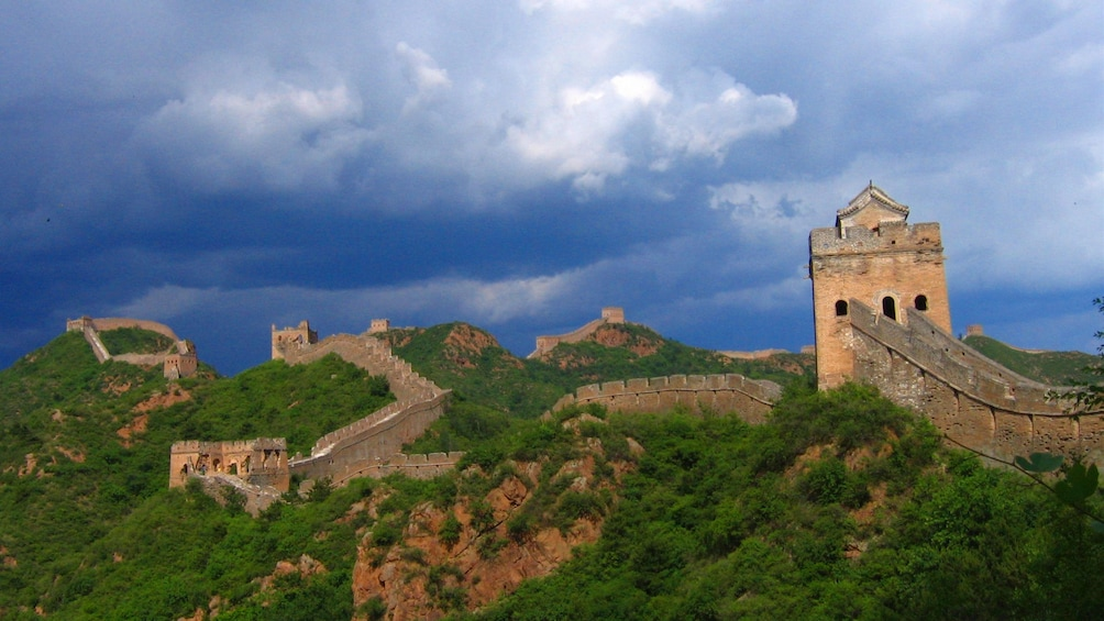 Show item 1 of 4. Jinshanling Great Wall Hiking Tour