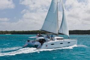Premium Tobago Cays 8 days catamaran cruise, inc. food