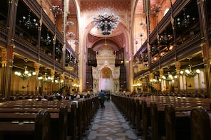 Jewish Heritage Tours in Budapest