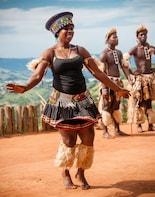 PheZulu Village & Reptile Park Day Tour from Durban