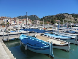 Cassis half-day morning tour from Marseille