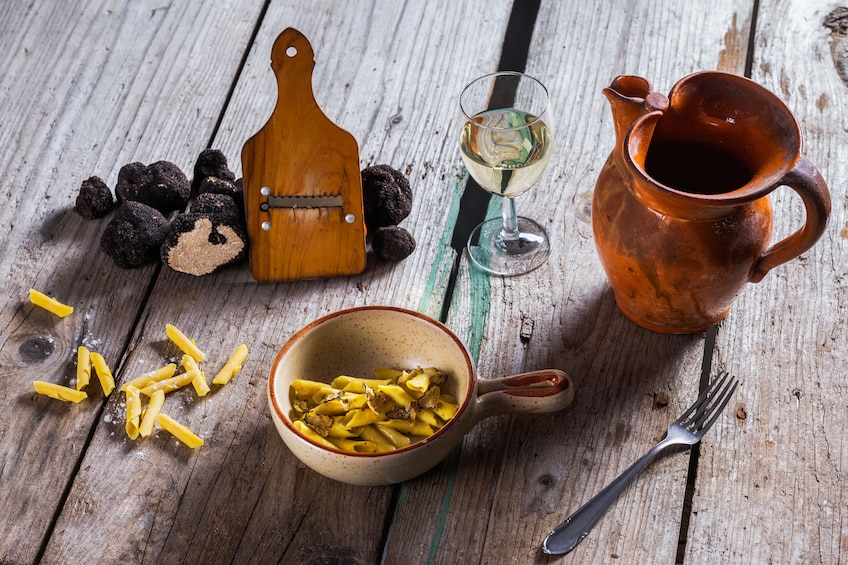 Show item 3 of 3. TRUFFLES & WINE - Hunting & Tasting in Istria, Slovenia
