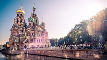 2-Day Private Tour with Peterhof & Catherine Palace