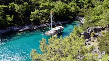 Private Boat Trip to Kas Islands including BBQ Lunch