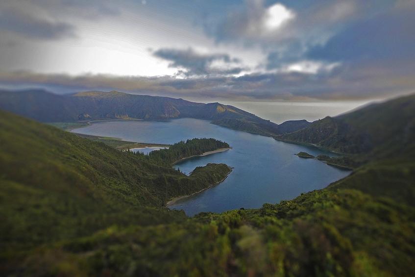8 hour Private tour of São Miguel Island