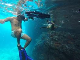 La Paz Espiritu Santo Snorkeling