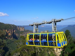 Luxury Small Group Blue Mountains Experience