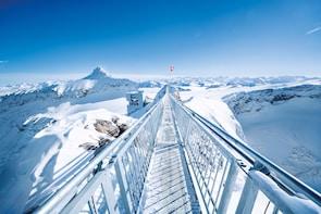 Glacier 3000 & Montreux