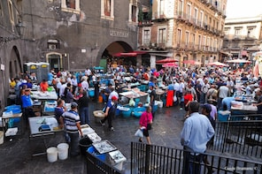 Catania Street Food Walking Tour