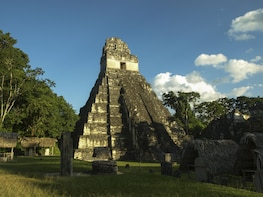 Tikal Archaeological Site Full-Day Tour