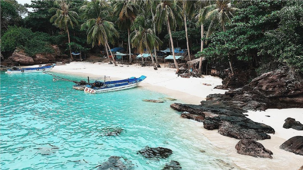 Show item 2 of 6. Explore 3 Islands in One Day in Phu Quoc - The Pearl Island