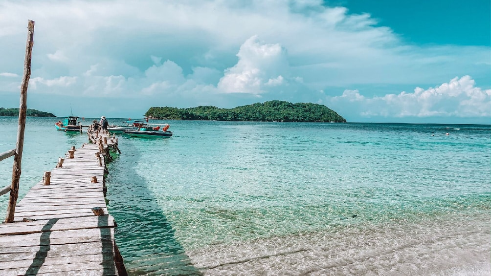 Show item 4 of 6. Explore 3 Islands in One Day in Phu Quoc - The Pearl Island