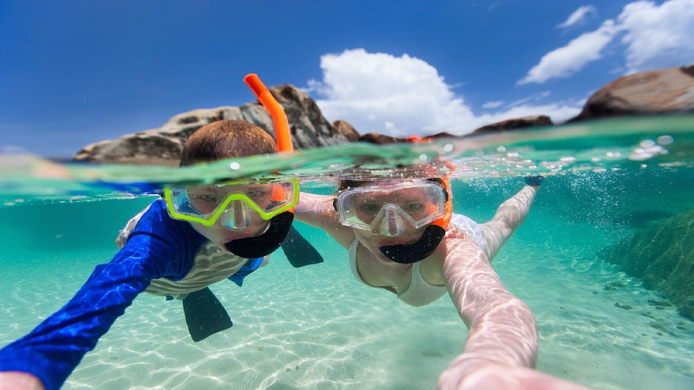 Show item 3 of 5. Snorkeling & Fishing in The Northern of Phu Quoc Island