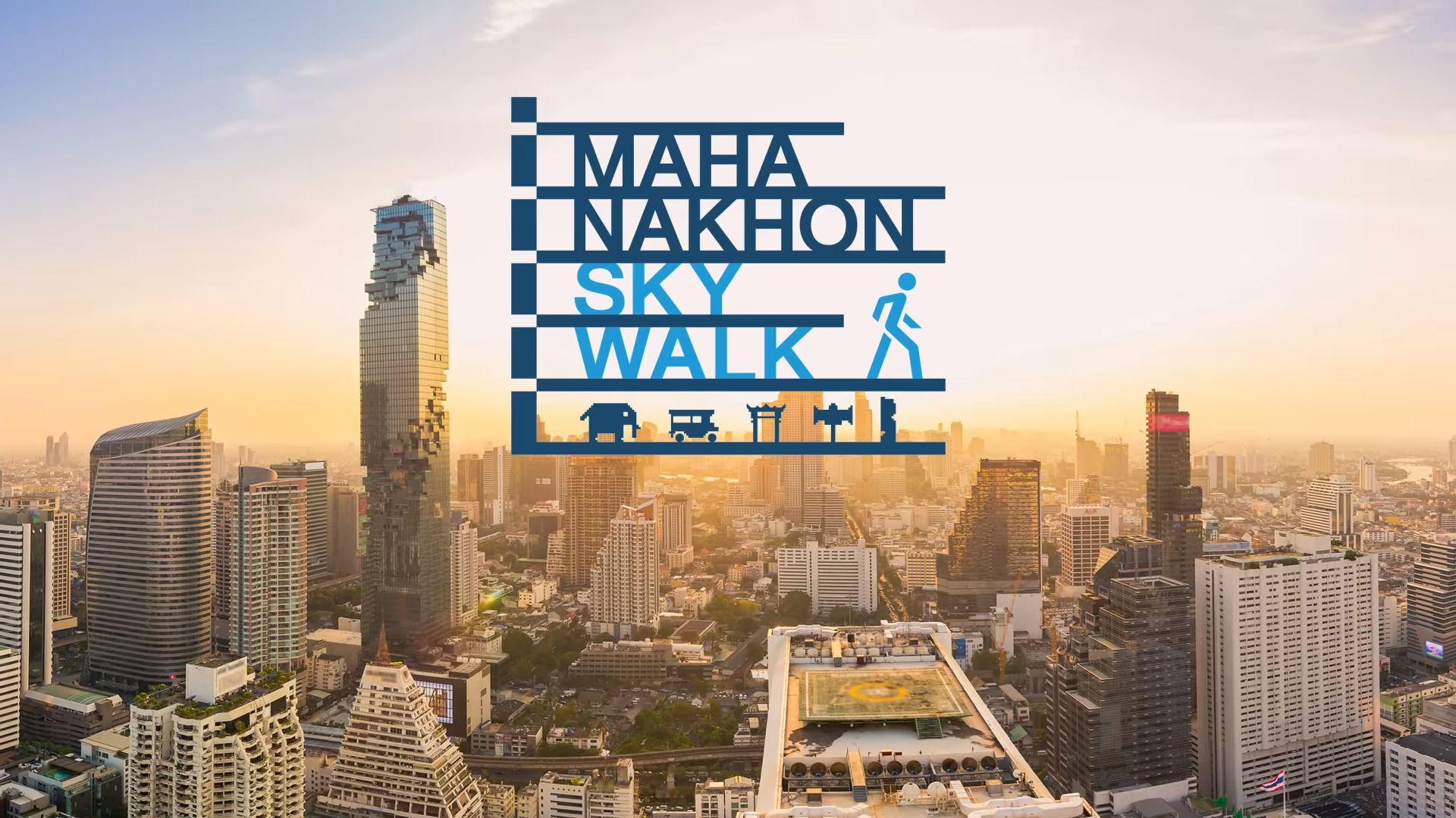 Mahanakhon SkyWalk Tickets with Hotel Pick Up