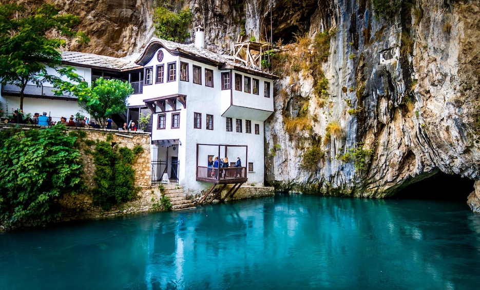 Show item 4 of 5. Private Excursion to Mostar, Blagaj & Kravice from Dubrovnik