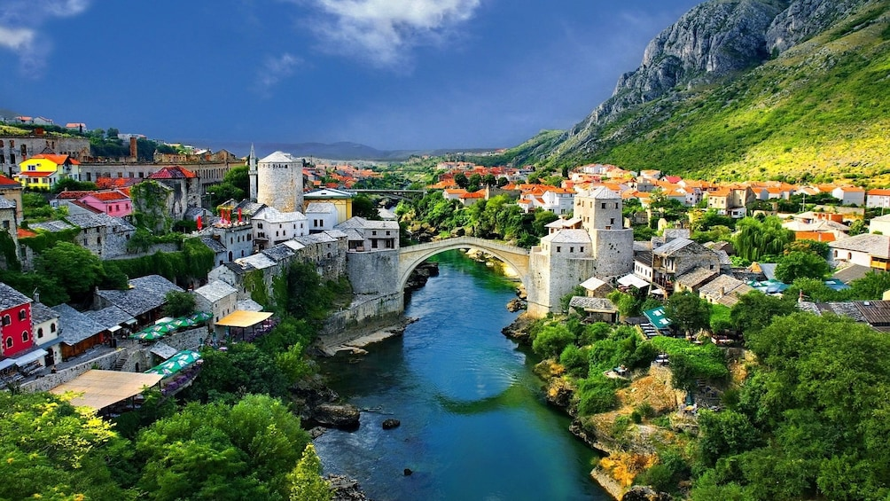 Show item 1 of 5. Private Excursion to Mostar, Blagaj & Kravice from Dubrovnik
