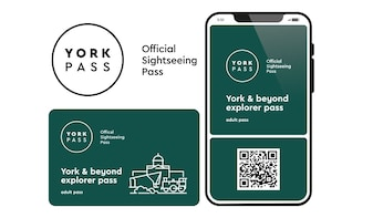 York and Beyond Explorer Pass - 2, 3 and 6 Day Passes