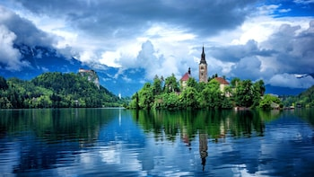 Lake Bled & Ljubljana- Small Group Shore Trip from Trieste