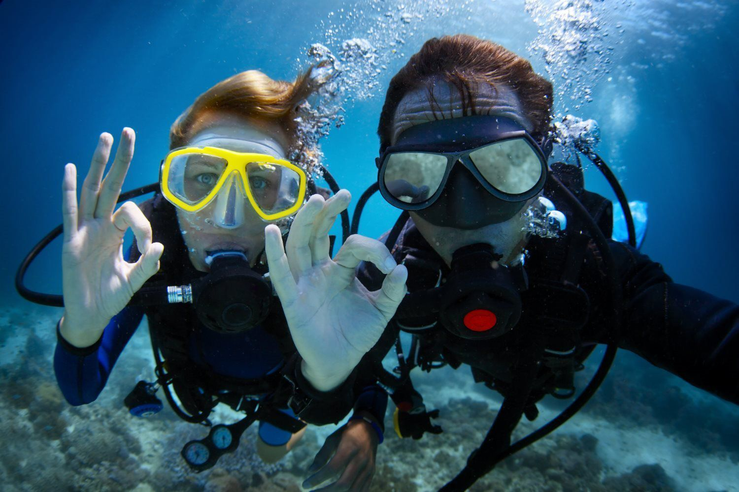 Discovery Scuba Diving for Beginners In Dubai
