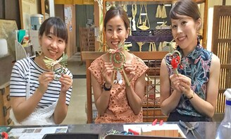Make Original Shimenawa the Sacred Rope in Izumo