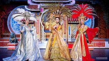 Aphrodite Ladyboy Cabaret Tickets in Phuket