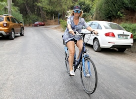 Marmaris Bicycle tour: Green and good for the environment