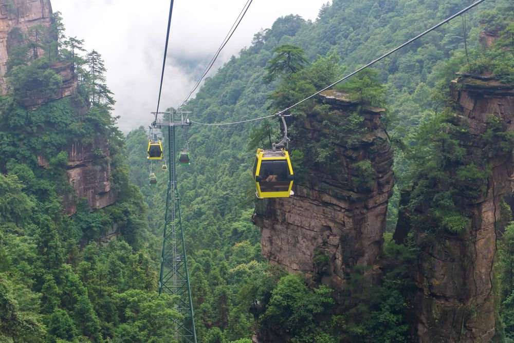 2 Days Zhangjiajie's Mountains and Avatar's Movie Landscape