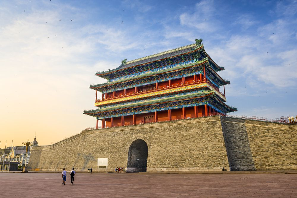 Beijing City Highlights Day Tour from Shanghai