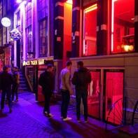 Offbeat Amsterdam Red Light District Night-time Walking Tour