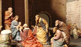 Nativity Scenes in Bologna Bike Tour