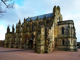 Rosslyn Chapel and St Andrews from Edinburgh in Spanish