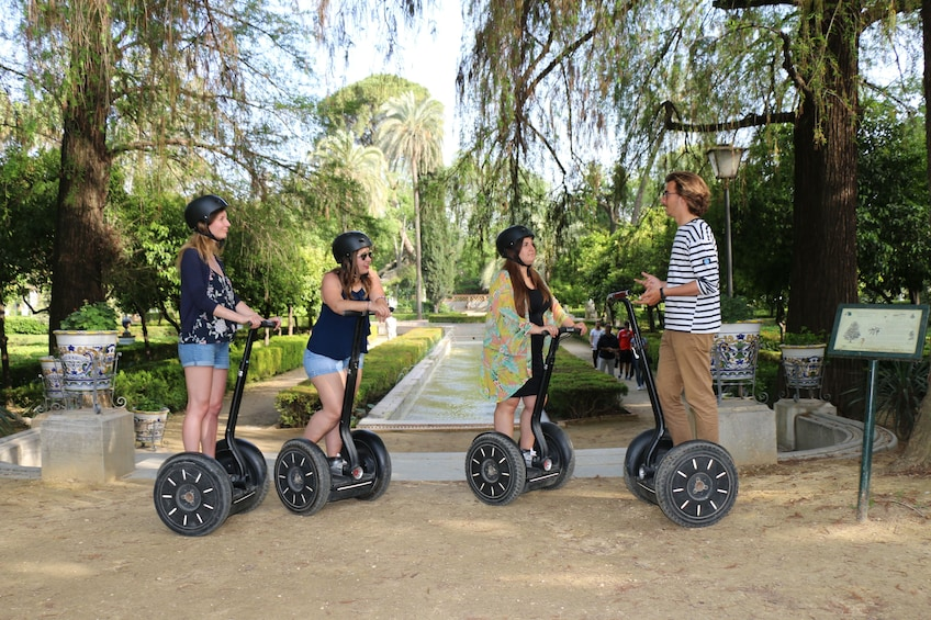 Show item 1 of 8. Seville: Panoramic segway tour (1 hour)