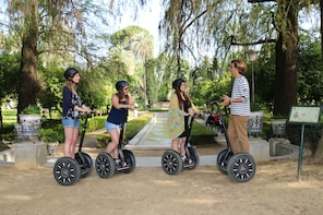 Seville: Panoramic segway tour (1 hour)