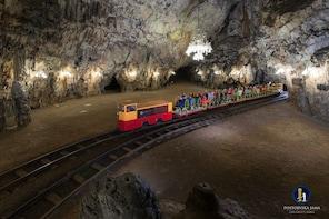 Postojna Cave& Predjama Castle-Small Group Trip from Trieste