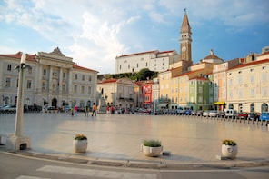 Piran & Scenic Slovenian Coast - Small Group Trip from Koper