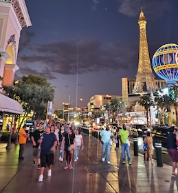 Evening Las Vegas Strip Foodie Tour